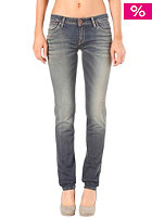 Womens Rockxanne Slim Fit Jeans Pant blue denim