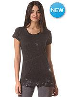 REPLAY Womens S/S T-Shirt black