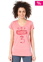 REPLAY Womens S/S T-Shirt light coral pink