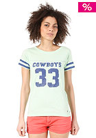 REPLAY Womens S/S T-Shirt pale green