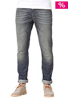 REVOLUTION ANK Denim Pant dark blue rinsed