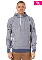 REVOLUTION FAB Hooded Sweat navy