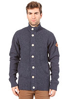 REVOLUTION HUN Knit Jacket navy