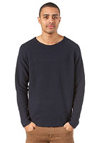 REVOLUTION JOA Knit Sweat navy