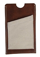 REVOLUTION LEA Case brown