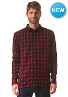 REVOLUTION Pattern Shirt red