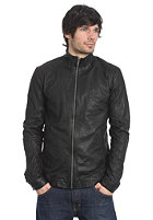 REVOLUTION TRI Leather Jacket black
