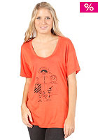RHYTHM BABUSCHKA S/S T-Shirt Orange