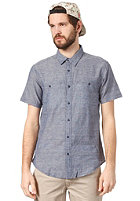 RHYTHM Chairlift S/S Shirt navy
