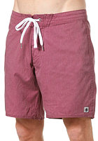 RHYTHM Fixed Trunk Boardshort plum
