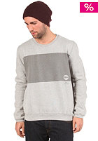 RHYTHM FRONTSIDE CREW Fleece grey