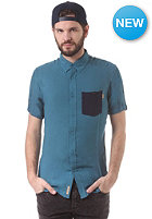 RHYTHM My S/S Shirt teal
