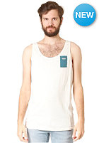RHYTHM My Singlet S/S T-Shirt off white