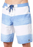 RHYTHM Radio City Trunk Boardshort blue