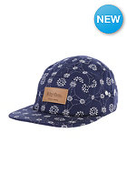 RHYTHM Snowflake 5 Panel Cap navy