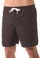 RHYTHM Solid Jam Trunk Boardshort charcoal
