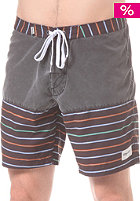 RHYTHM Teen Spirit 2 Trunk Boardshort rock black
