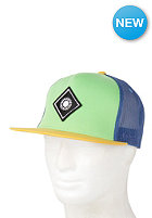 RHYTHM Tri Two Trucker Cap lime