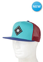 RHYTHM Tri Two Trucker Cap sea foam