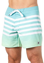 RHYTHM Trifle Fade Trunk Boardshort blue