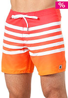RHYTHM Trifle Fade Trunk Boardshort red