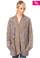RHYTHM Womens Drape Drape Knit Sweat multi