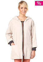 RHYTHM Womens Horizon Jacket oatmeal