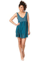 RHYTHM Womens Sea Saw Dress teal