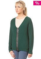 RHYTHM Womens Swivel Knit Sweat forest