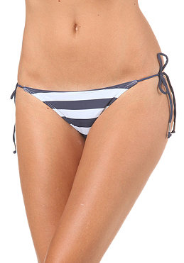 RHYTHM Womens Triangle Bikini Pant navy/white stripes