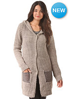 RICH&ROYAL Womens Queens Cardigan taupe