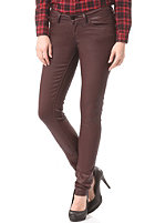RICH&ROYAL Womens Queens Denim Pant ruby red