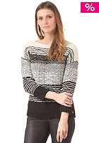 RICH&ROYAL Womens Queens Knit Sweat black