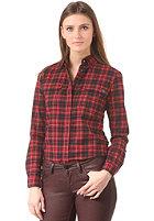 RICH&ROYAL Womens Queens L/S Shirt ruby red