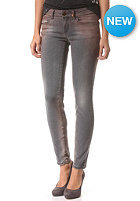 RICH&ROYAL Womens Queens Skinny Denim Pant grey melange
