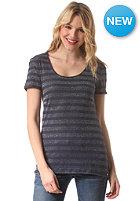 RICH&ROYAL Womens S/S T-Shirt blue marine