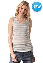 RICH&ROYAL Womens S/S T-Shirt grey melang�