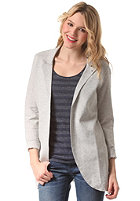 RICH&ROYAL Womens Sweat Jacket grey melang�