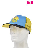 Aggro Corporate Trucker Cap blue