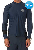 RIP CURL Aggro Relaxed L/S UV navy