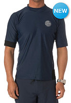 RIP CURL Aggro Relaxed S/S UV navy