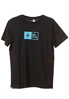 RIP CURL Aggrolite S/S T-Shirt black