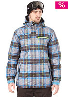 RIP CURL Answer Printed Jacket dresden blue