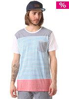 RIP CURL Brash Fusion S/S T-Shirt blue