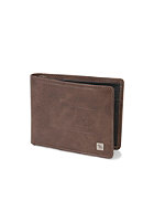 RIP CURL Buttered PU All Day Wallet brown