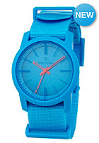 RIP CURL Cambridge Webbing Surf Watch blue