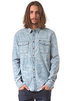 RIP CURL Camo L/S Denim Shirt insignia blue