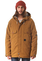 RIP CURL Control Anti Jacket glazed ginger