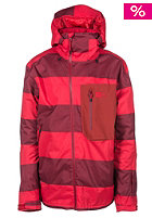 RIP CURL Core Search Gum Snowboard Jacket chinese red