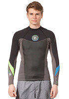 RIP CURL Dawn Patrol 1.5mm L/S Jacket charcoal